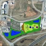 TopGolf Site Plan
