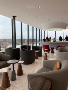 The Tower rooftop bar