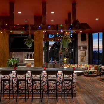 The Graduate Hotel Bar