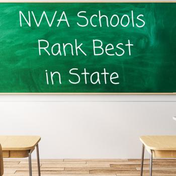 NWA Schools Rank Best in State