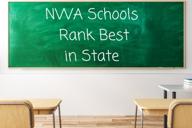 NWA Schools Rank Best in State