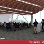 Multi-purpose conference room