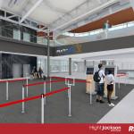 Terminal Lobby Check-in