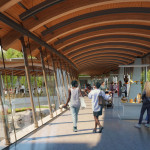 Crystal Bridges new bridge